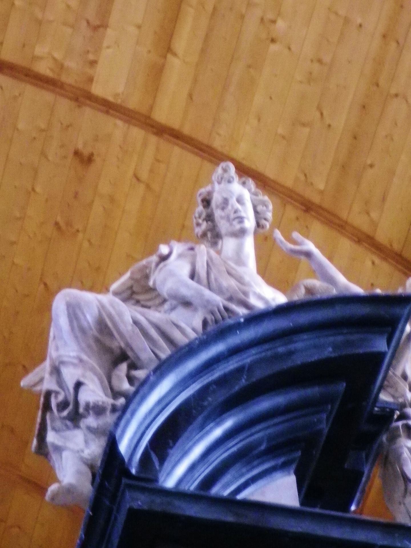 Ange du retable Notre Dame de Calais