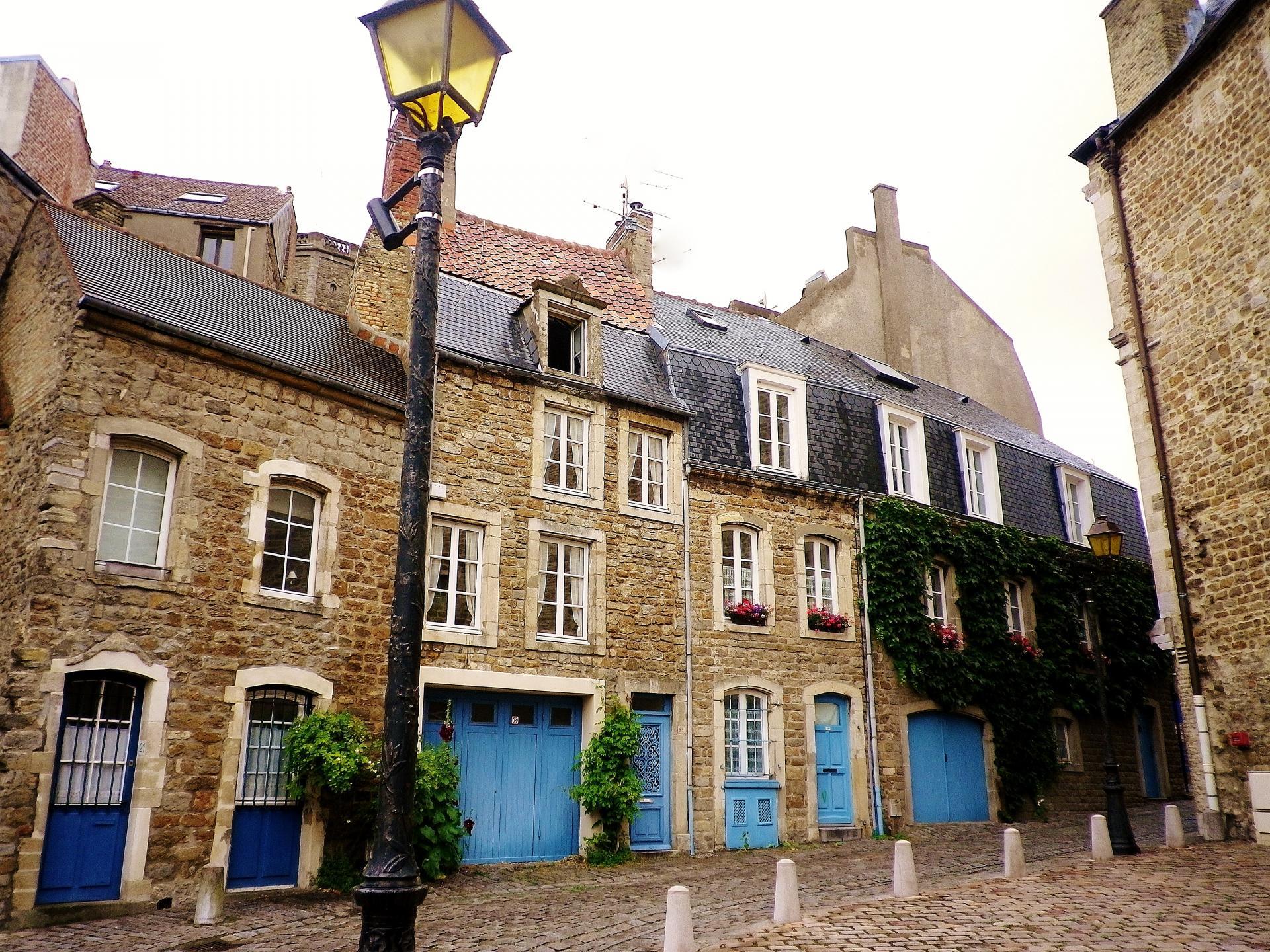 Boulogne vieille ville remparts