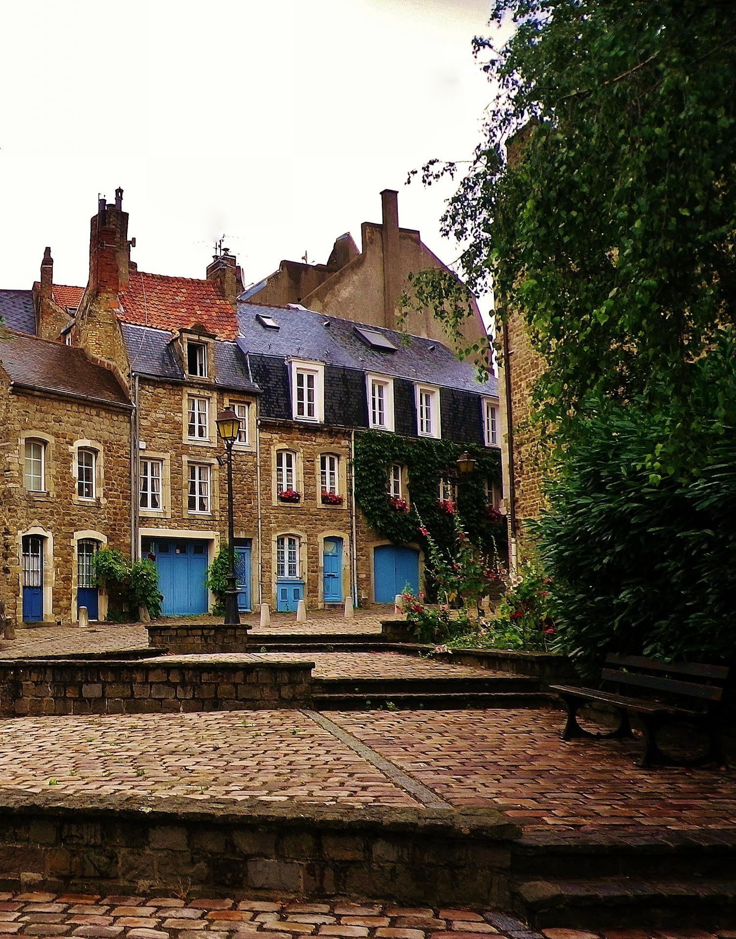 Boulogne vieille ville