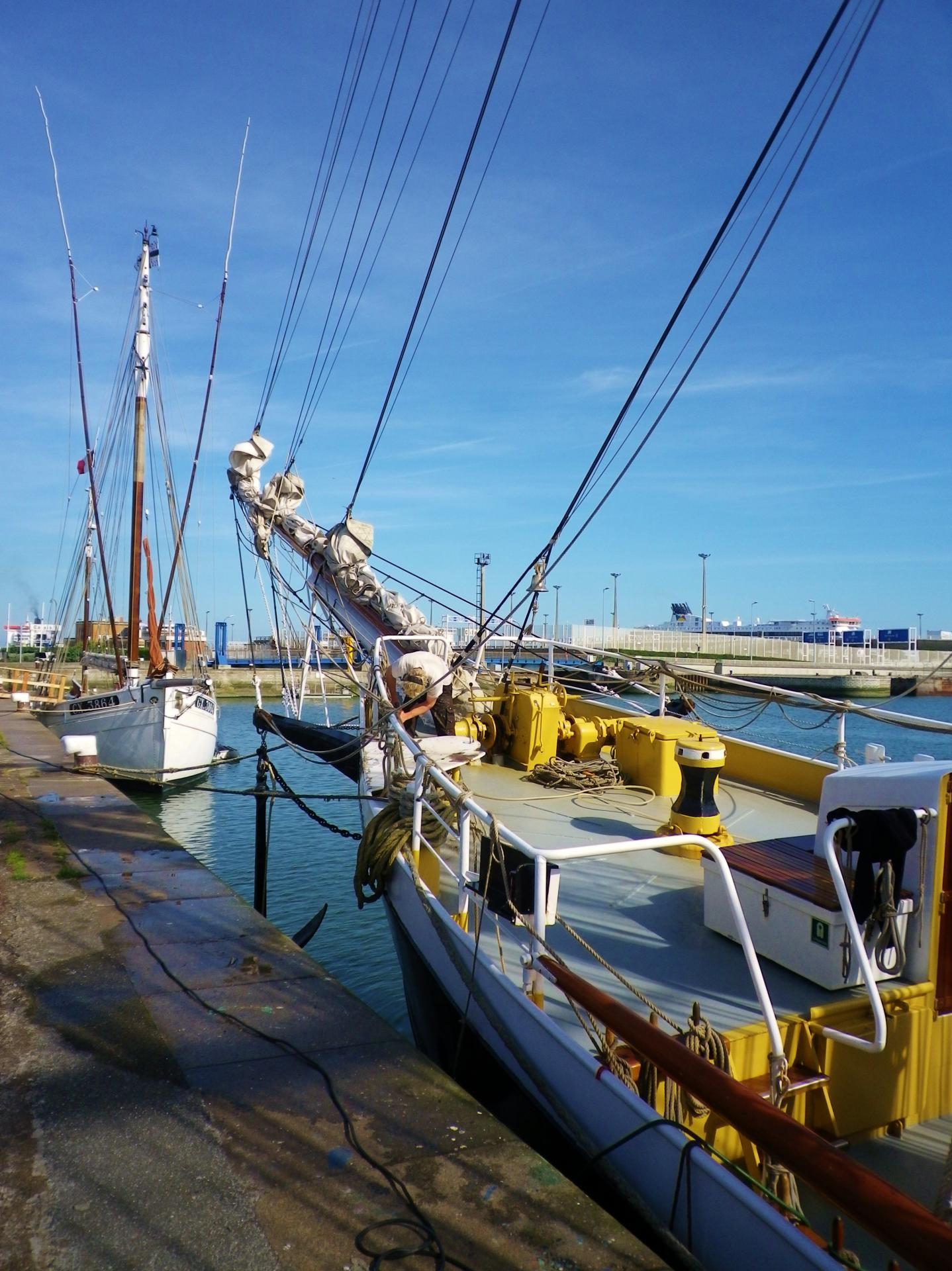 Calais fete marime escale a calais 2014