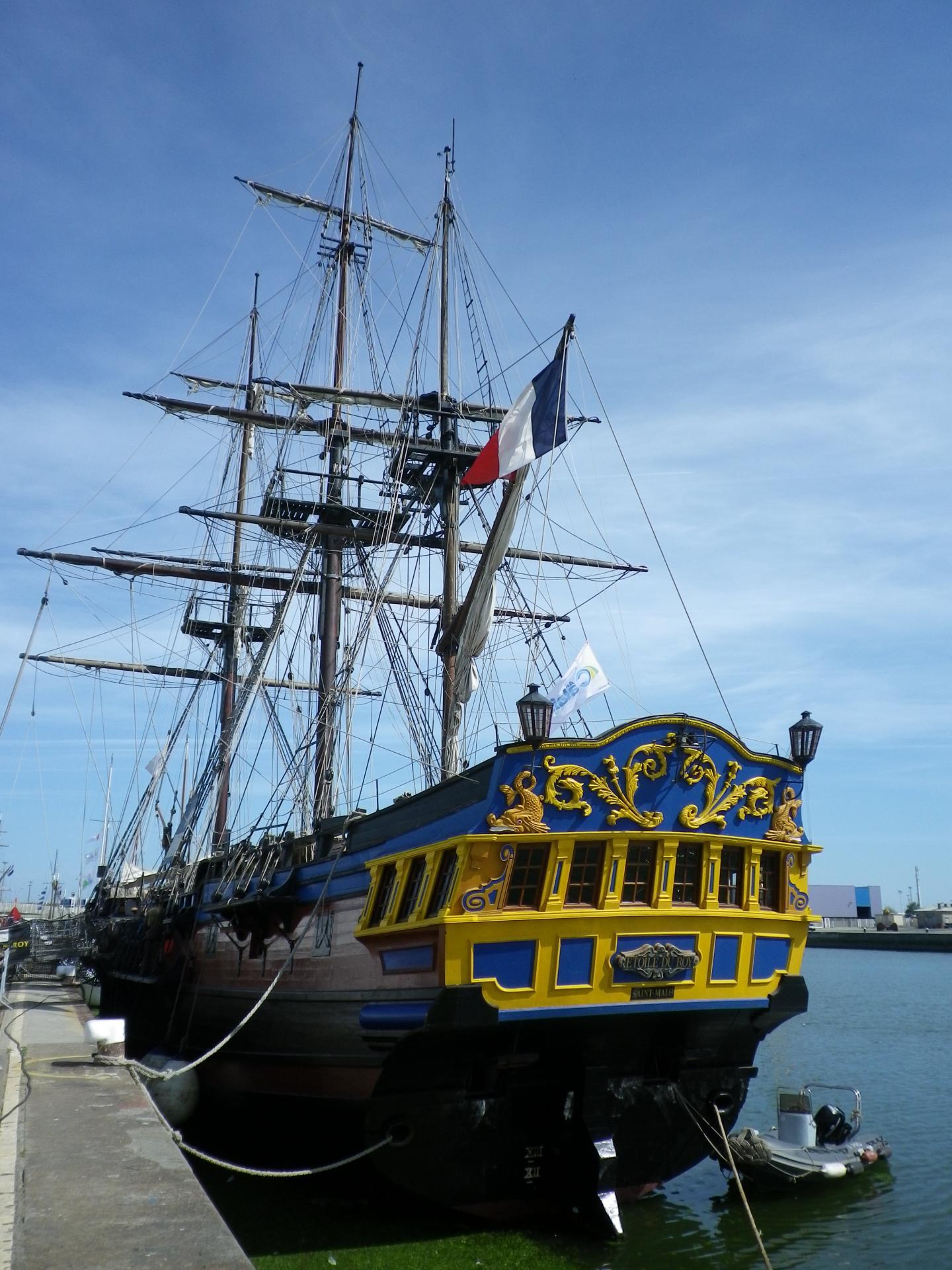 Calais fete maritime etoile du roy