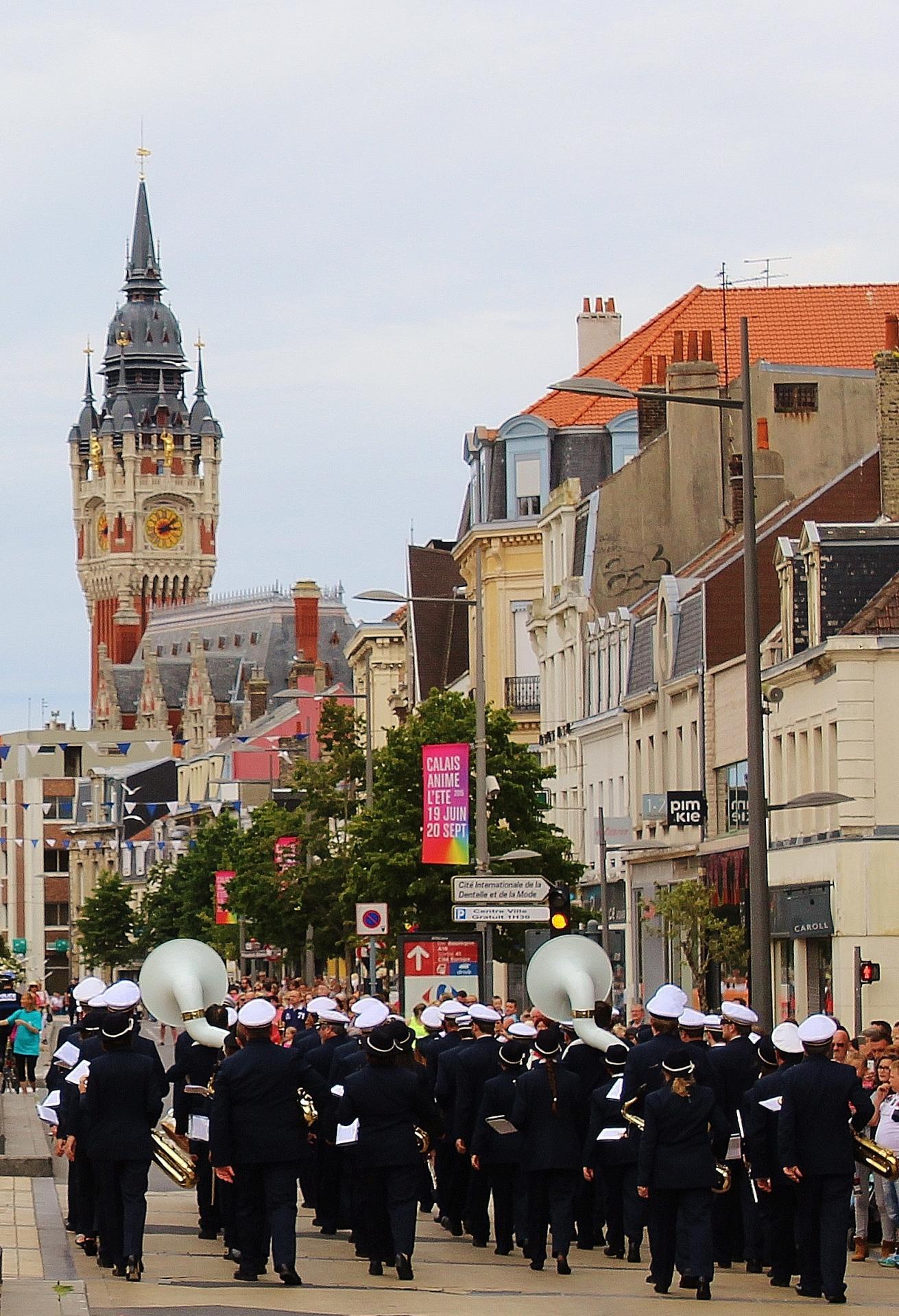 Calais la grande parade musicale de calais anime l ete 3