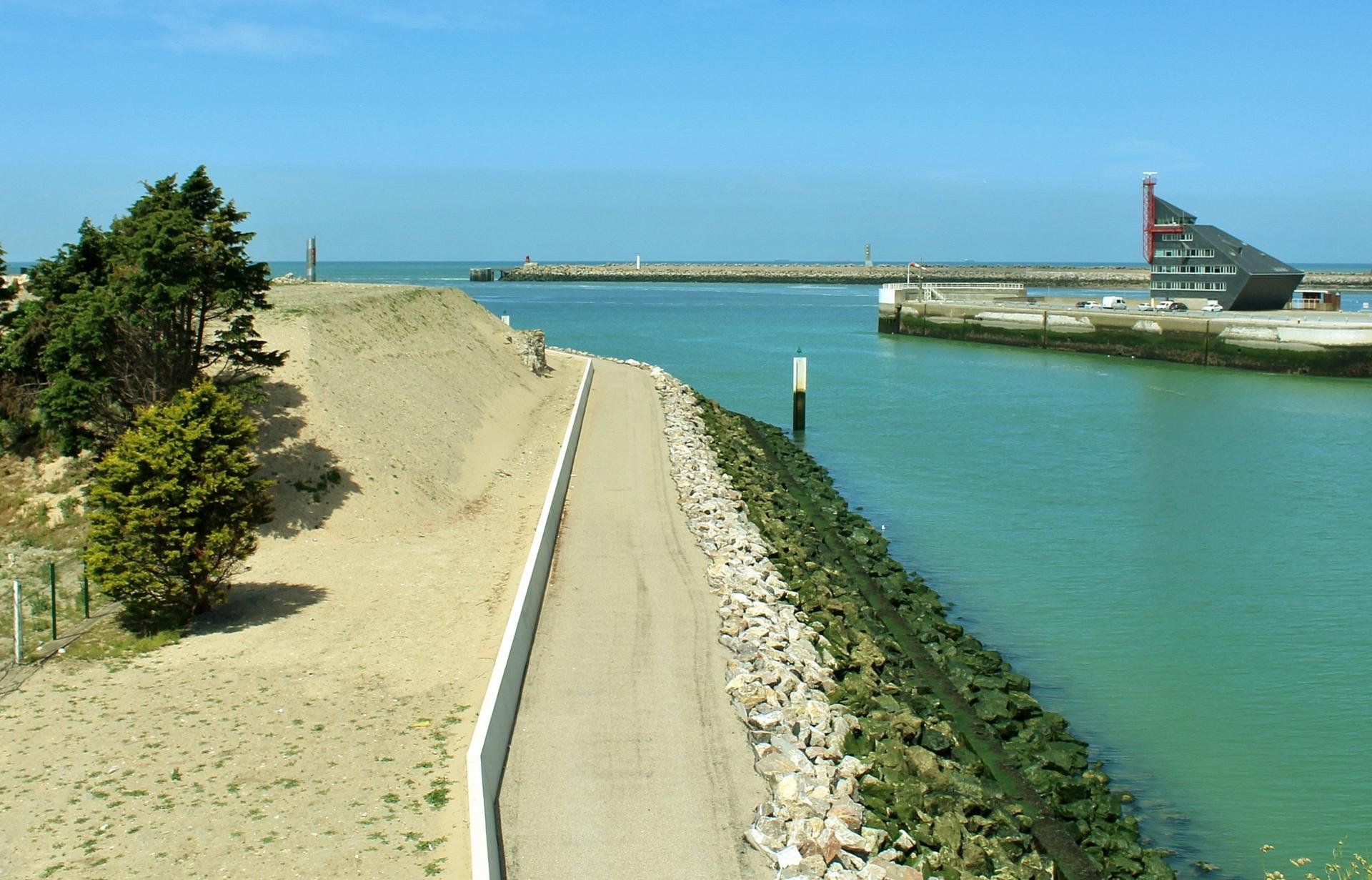 Calais la promenade autour du risban