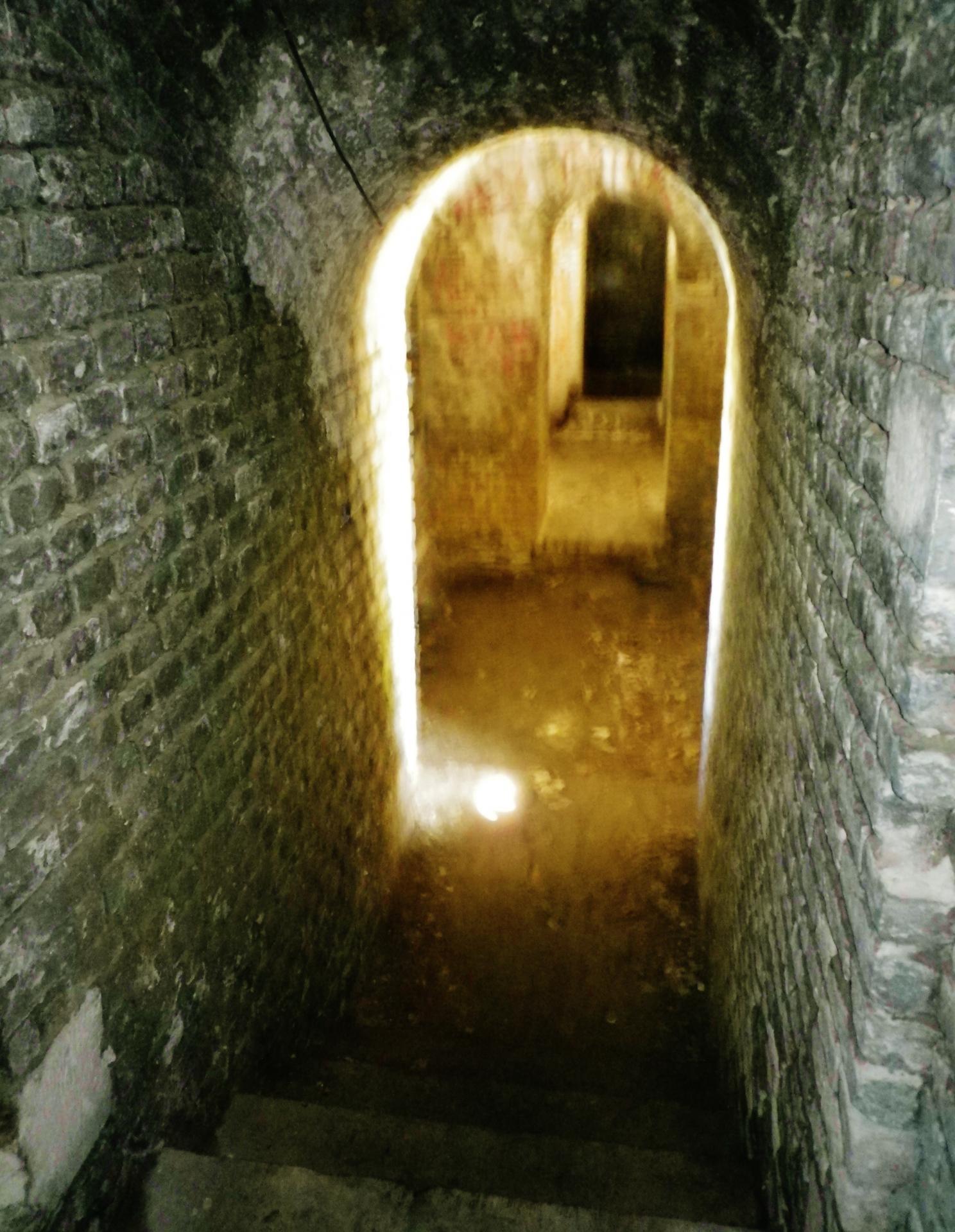 Citadelle calais les souterrains