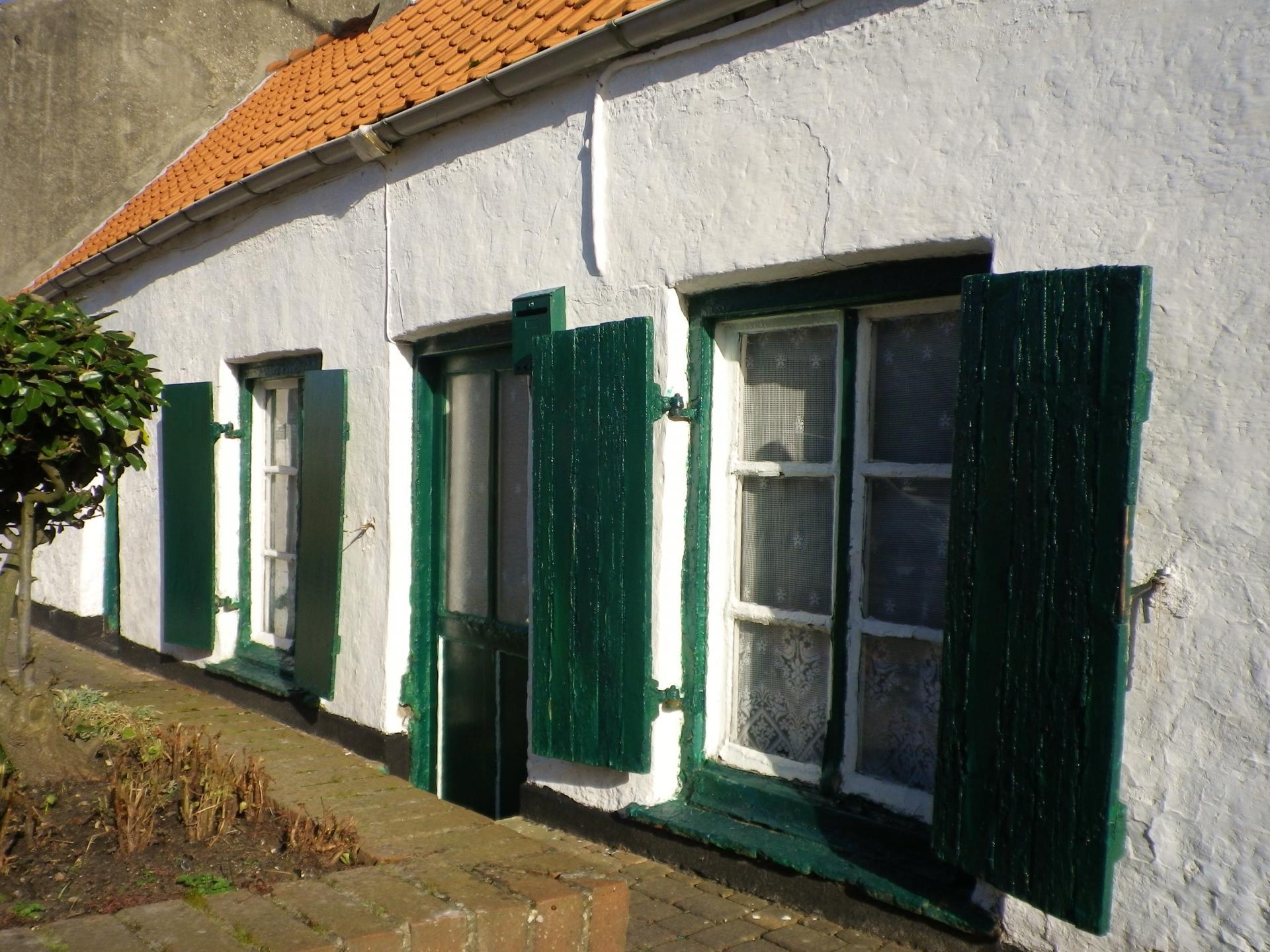 Coquelles maison très ancienne