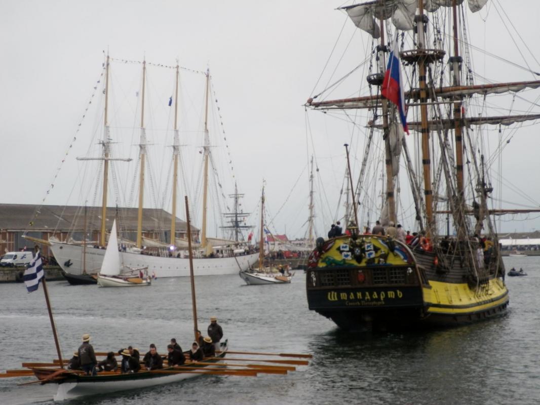 photo Dunkerque armada fete maritime
