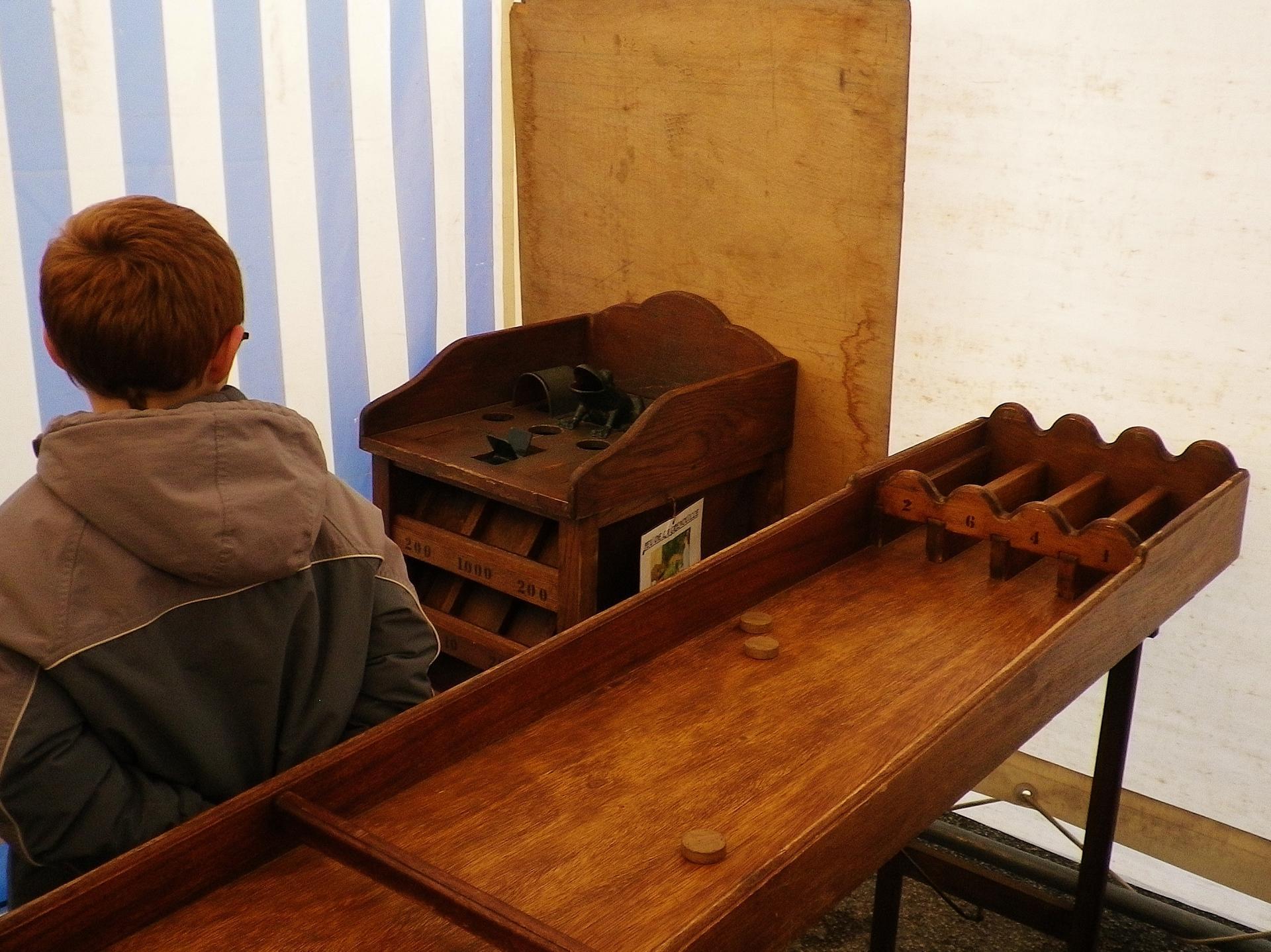 Etaples les jeux traditionnels a la fete du hareng