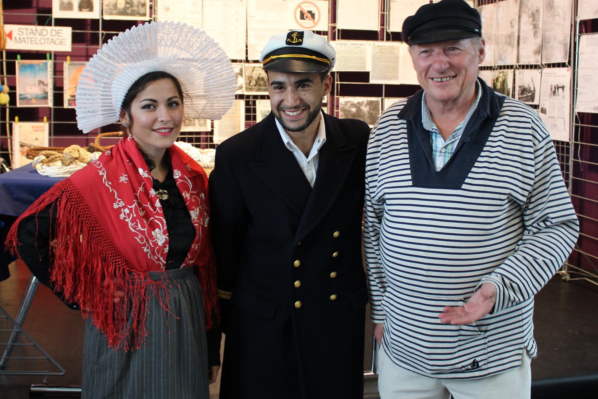 Fete des islandais costumes folkloriques