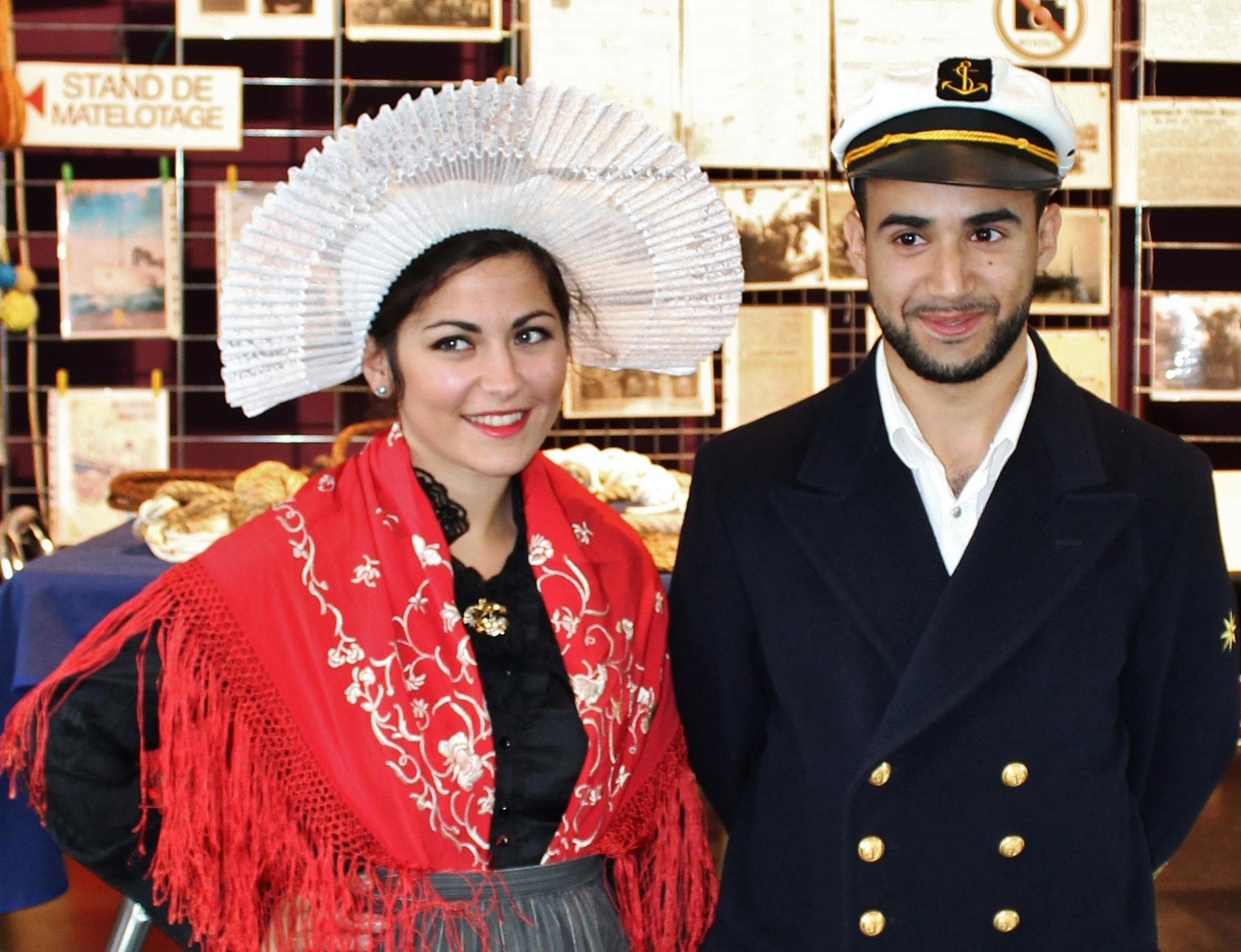 Fete des islandais hemmes de marck un bel ensemble de costumes