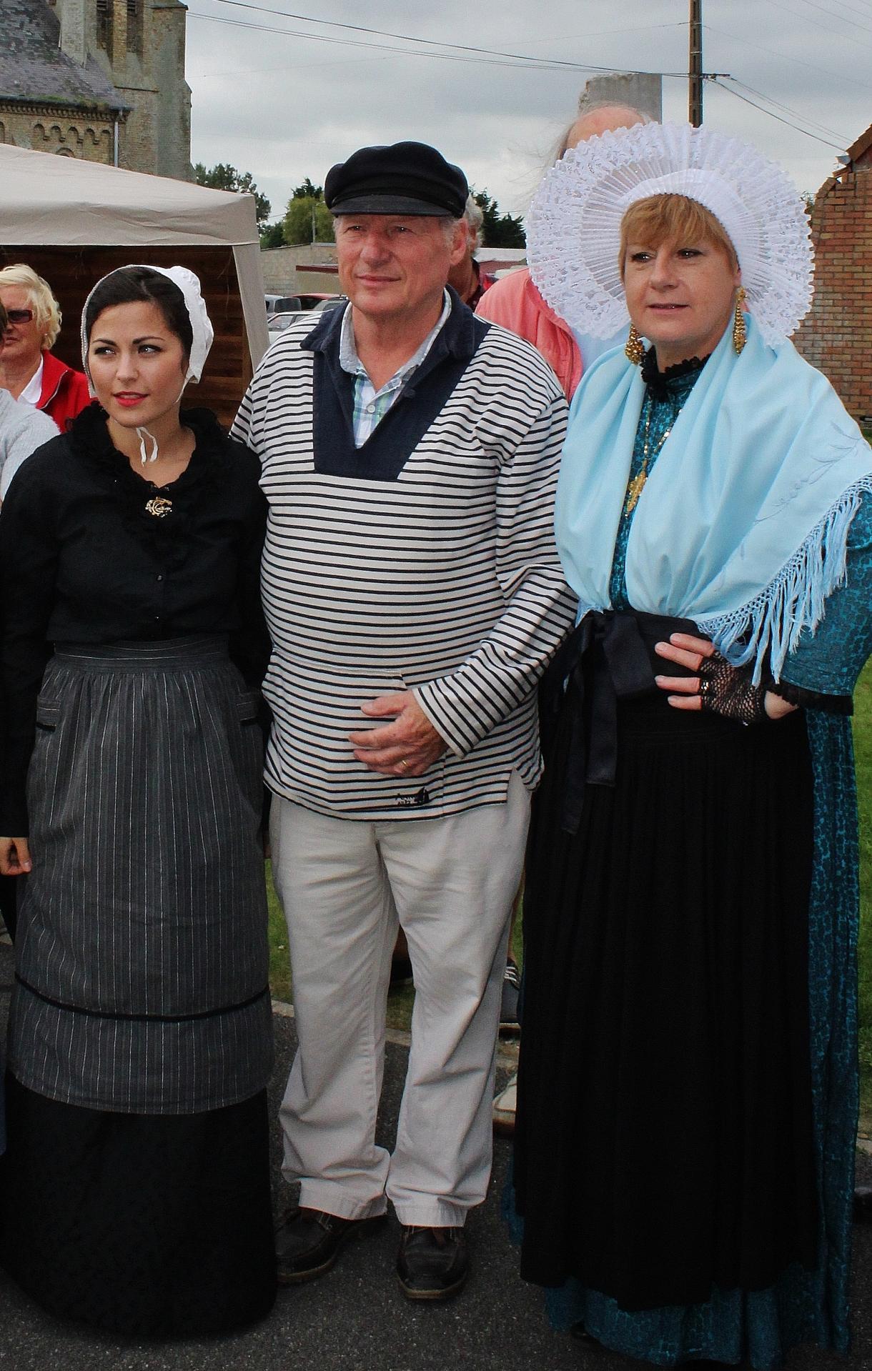 Fete des islandais hemmes de marck un groupe de matelotes et matelots