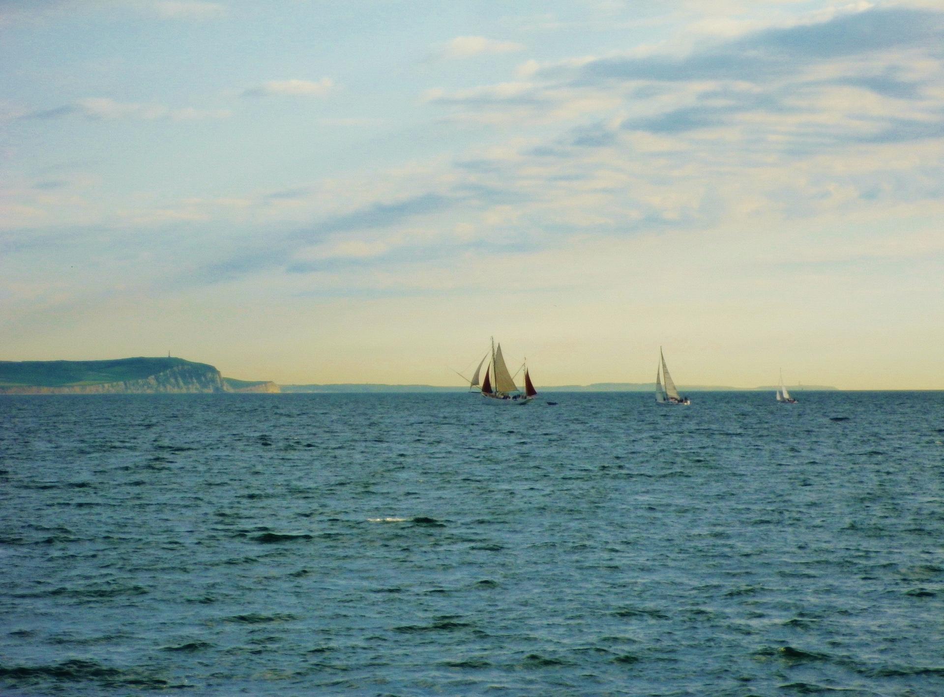 Fete maritime calais promenade en mer proche du cap blanc nez
