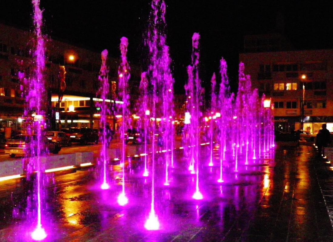 Fontaine photo calais nord