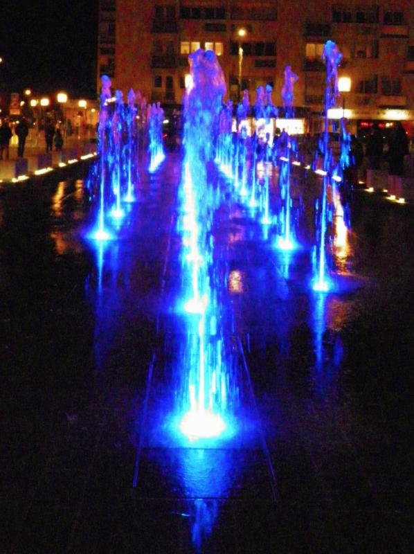 Fontaine calais photographie