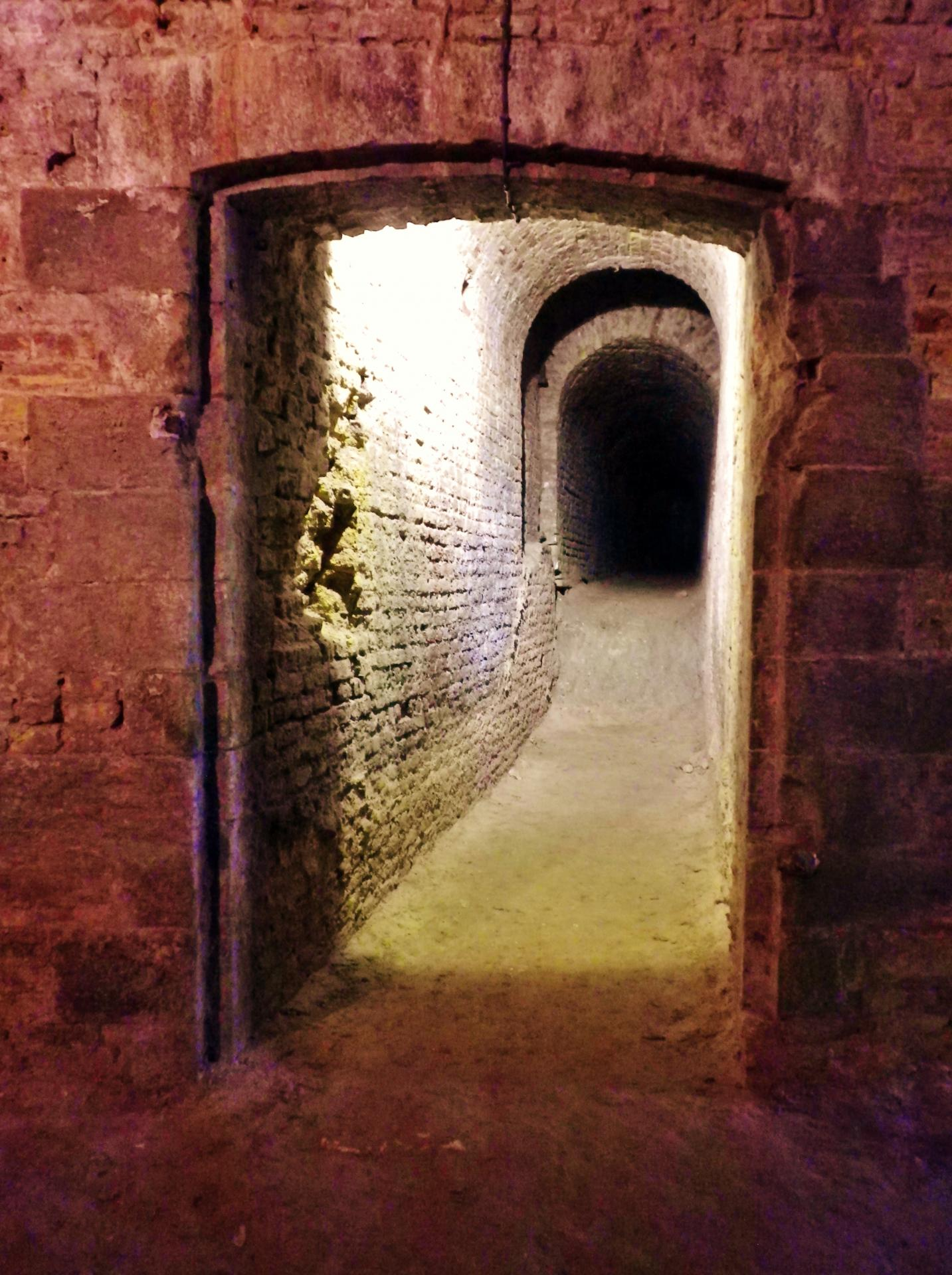 Fort nieulay calais les souterrains vauban