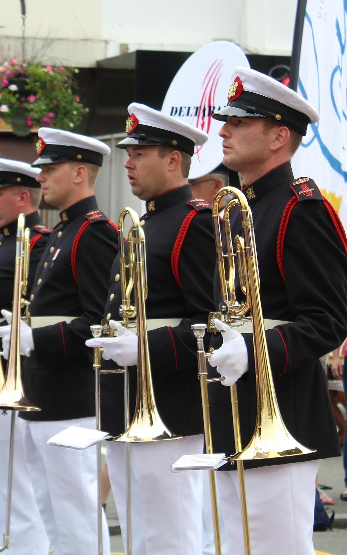 Grande parade musicale de calais anime l ete 14