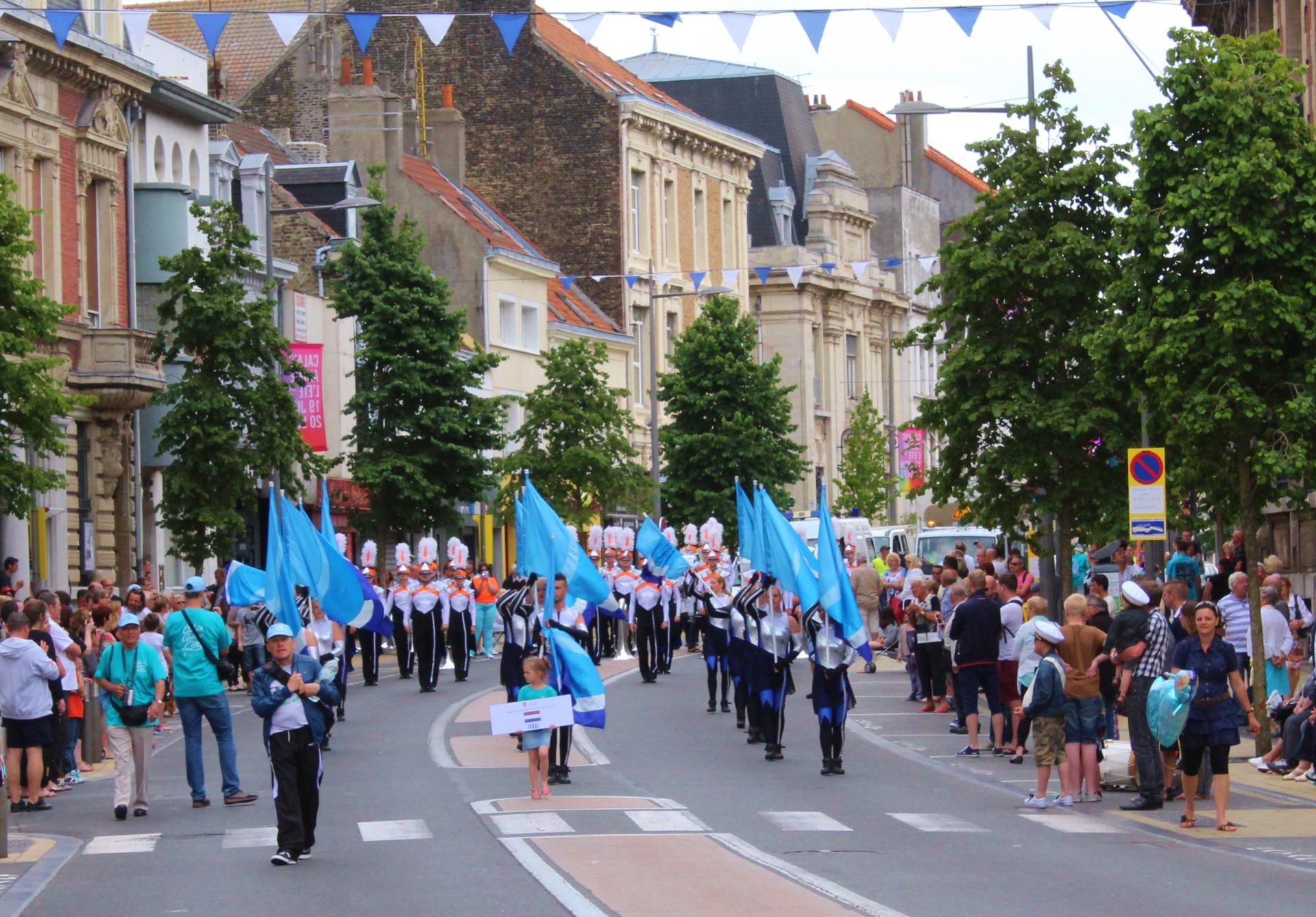 Grande parade musicale de calais anime l ete 25