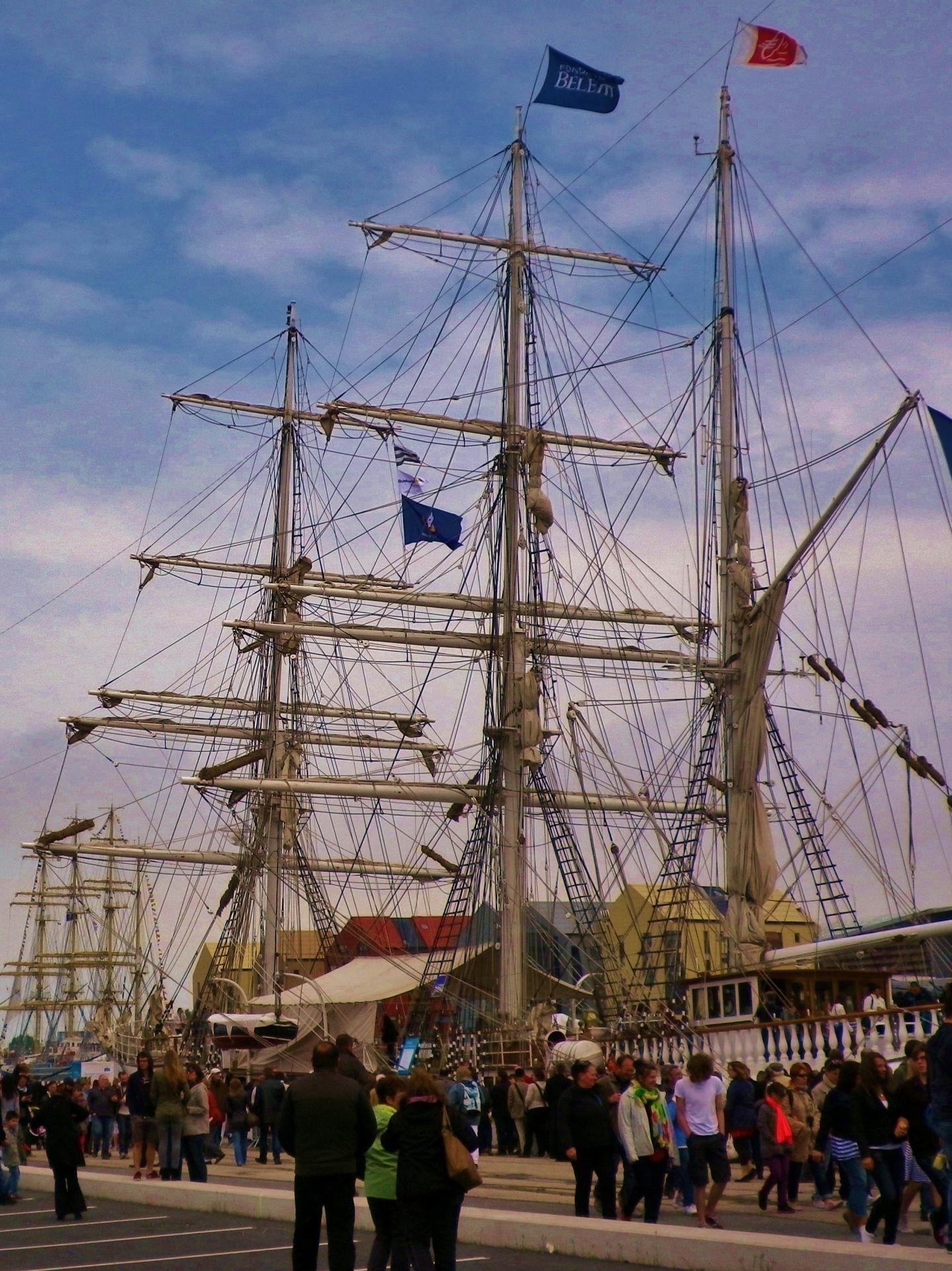 Grande fete maritime de Dunkerque