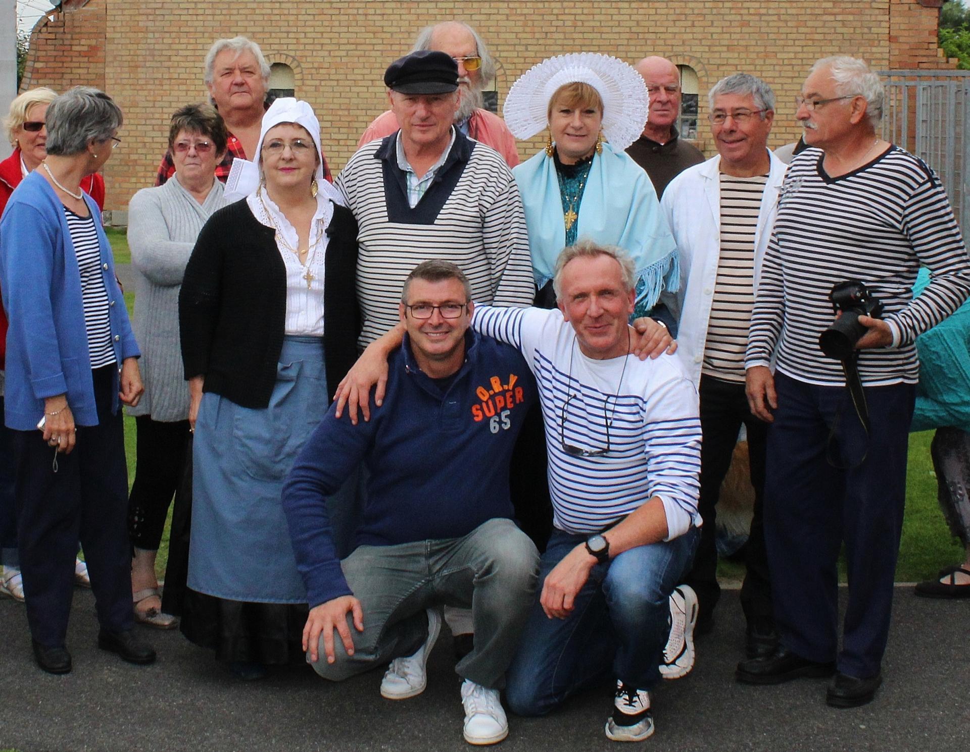 Hemmes de marck la fete des islandais les organisateurs