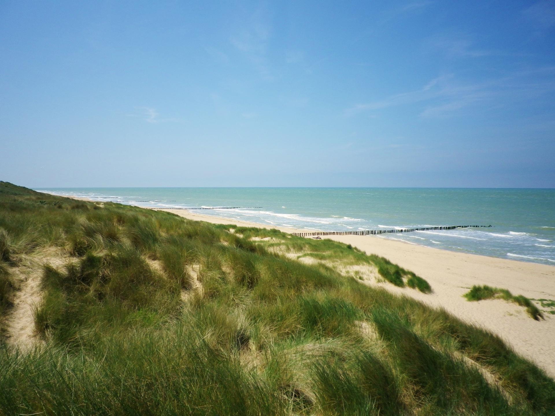 plage de Blériot Sangatte