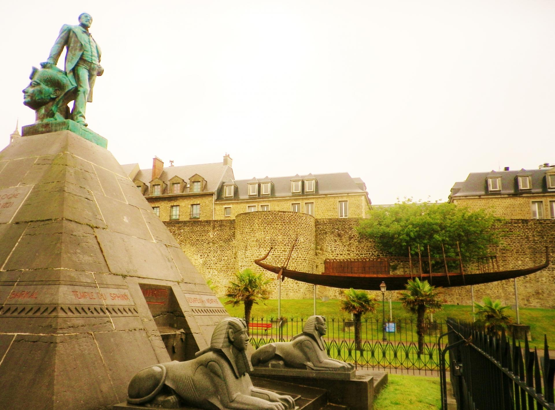 l'egypte à Boulogne sur mer