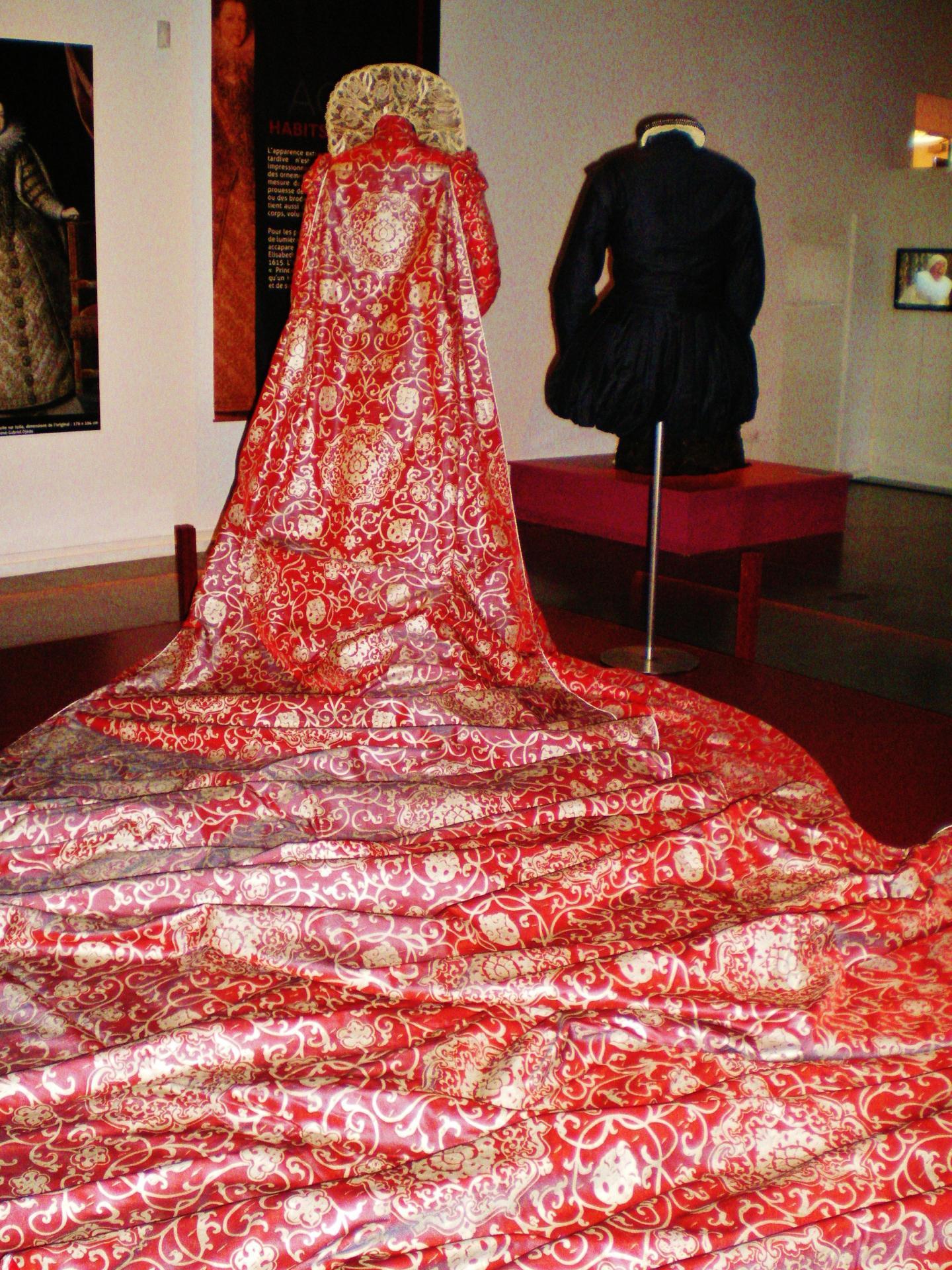 Isabelle Adjani robe de la Reine Margot