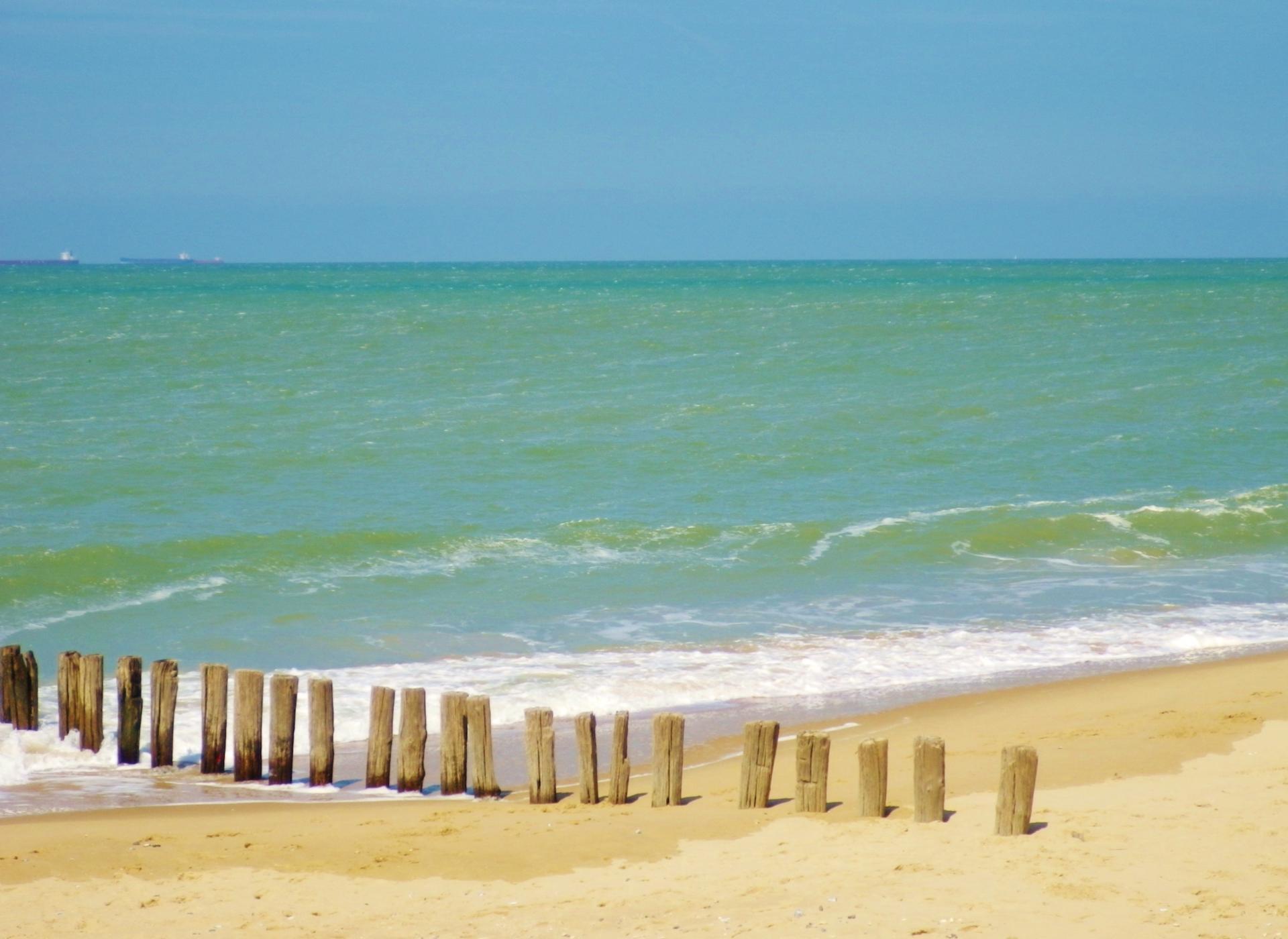 La mer a sangatte