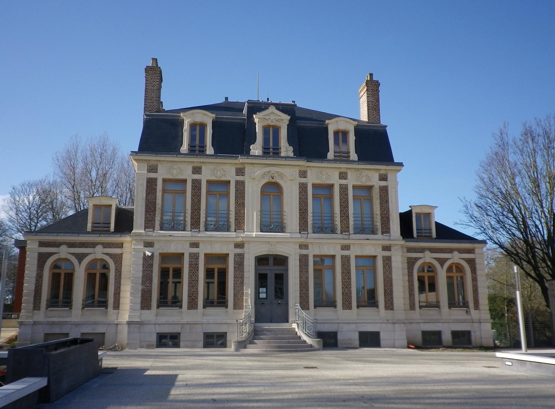 Mairie de Coquelles