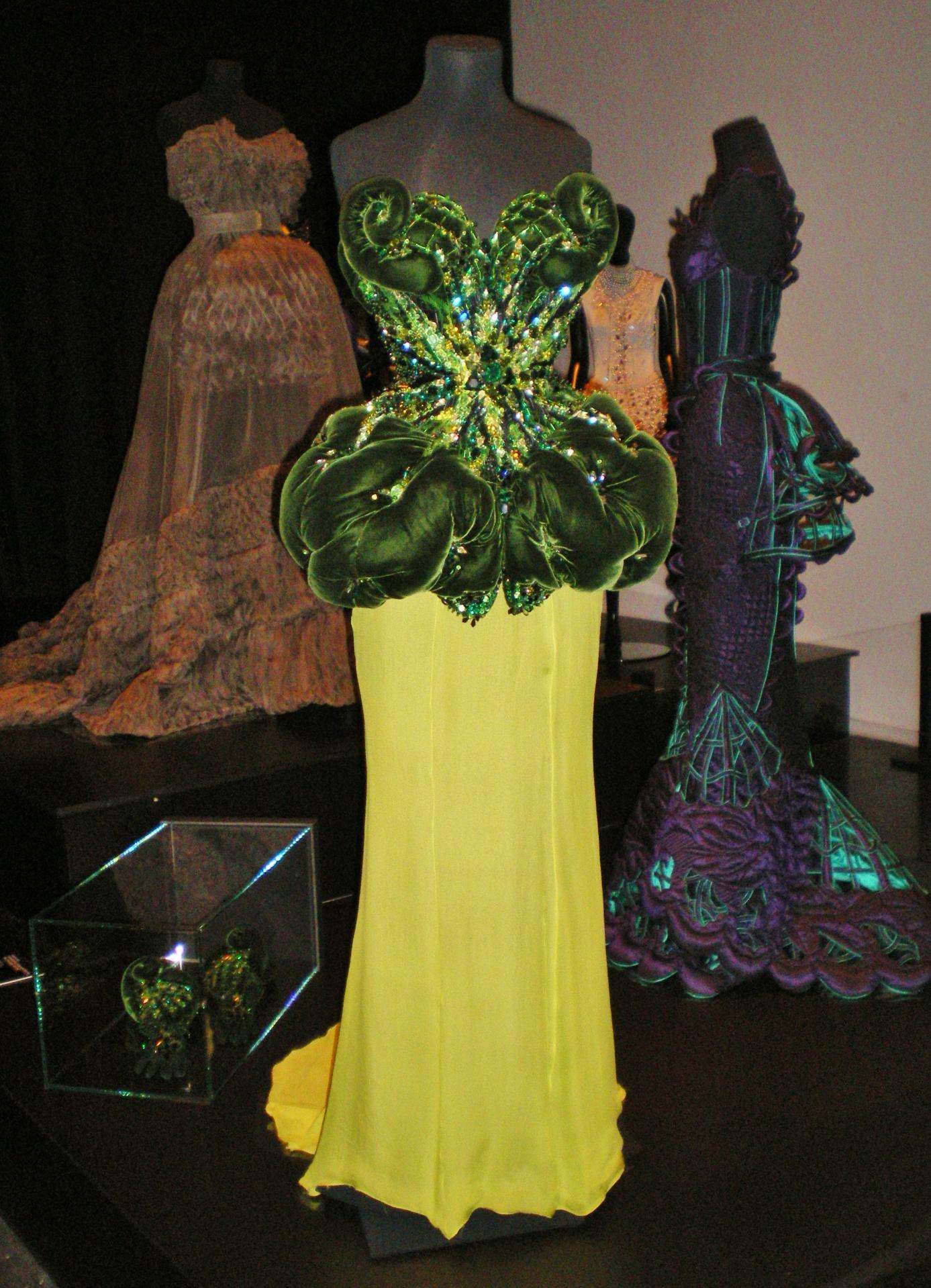 Musee calais mode et dentelles