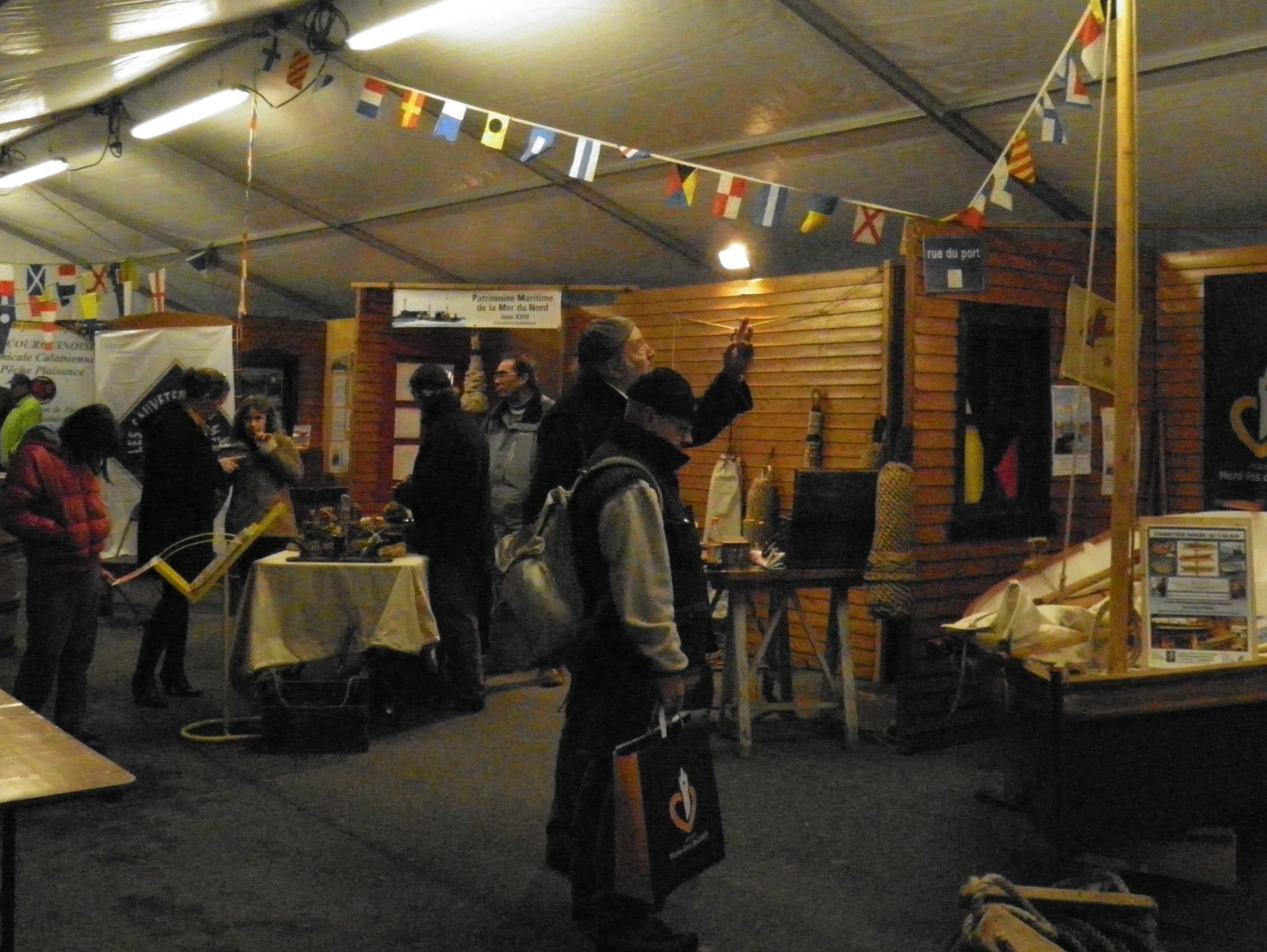 Photographie calais fête du hareng