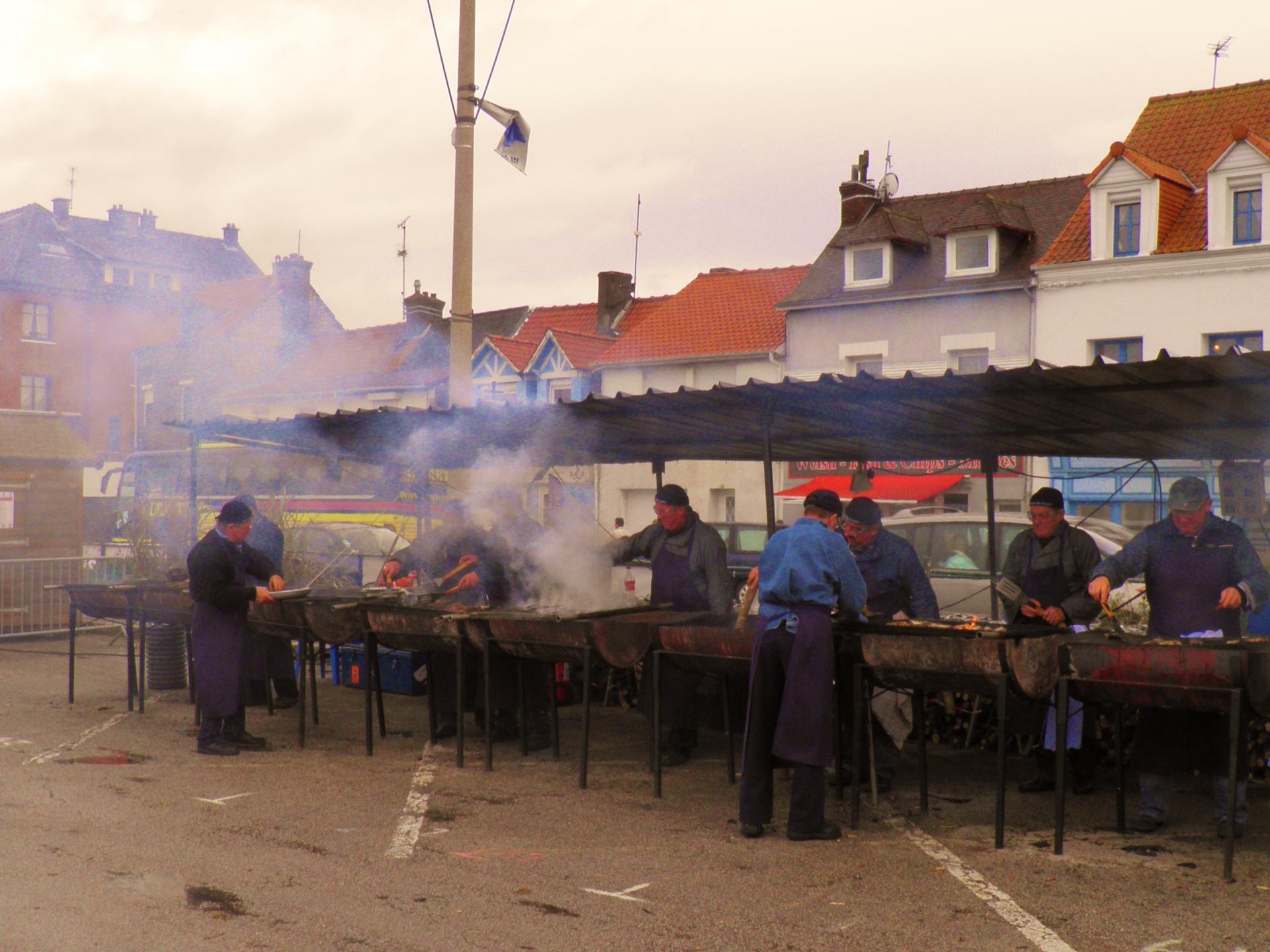 Photographie fête du hareng roi