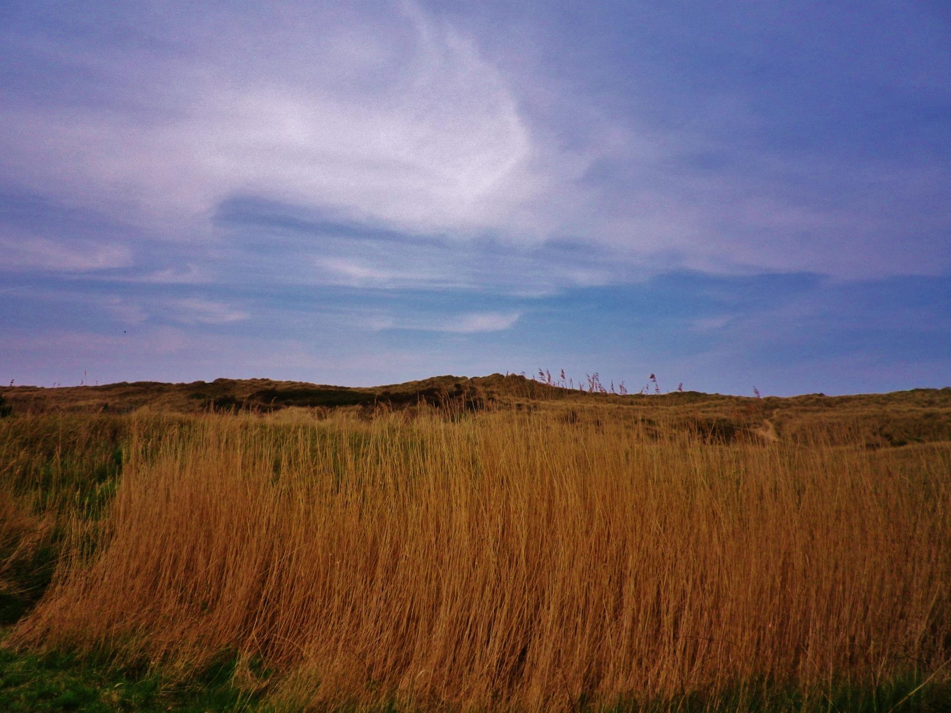 Sangatte les dunes et la plage