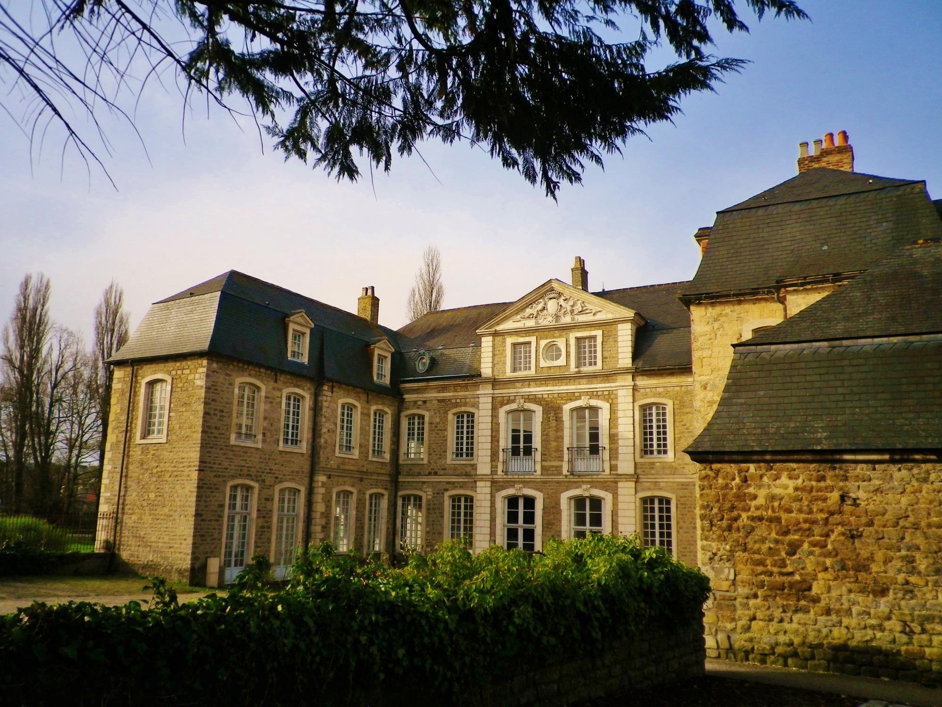 saint leonard chateau ou logea napoleon