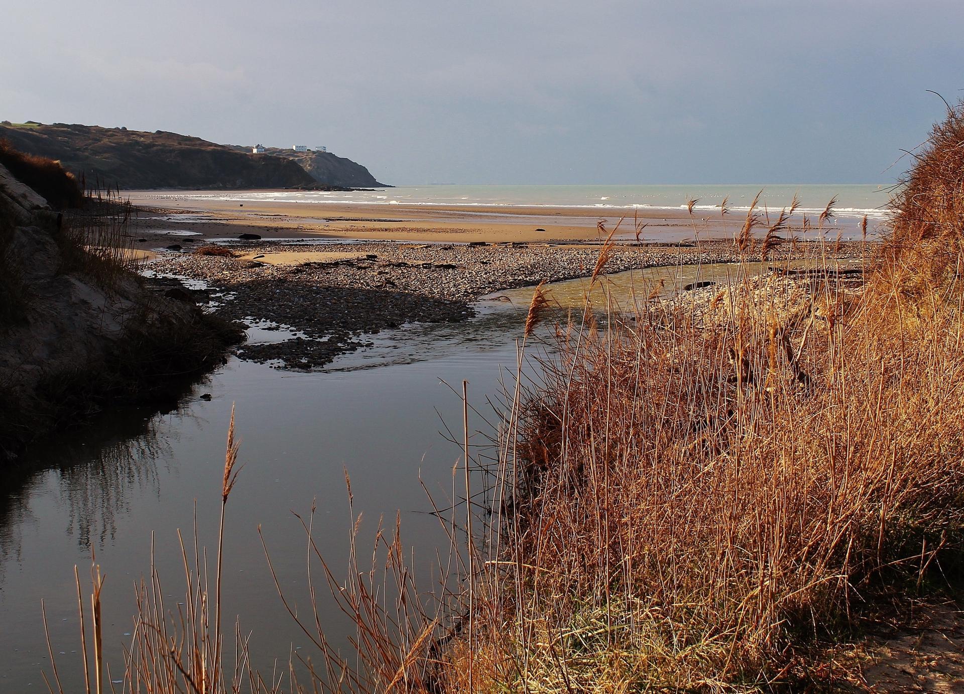 Top photo arrivee sur la plage du chatelet a tardeghen coupee